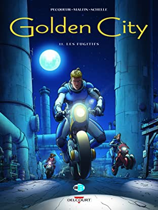Golden City Vol. 11: Les Fugitifs