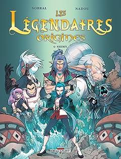 Les Légendaires - Origines Tome 4: Shimy