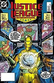 Justice League International (1987-1989) #15