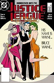 Justice League International (1987-1989) #16