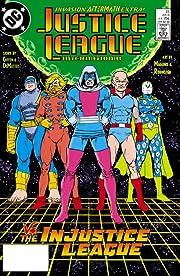 Justice League International (1987-1989) #23