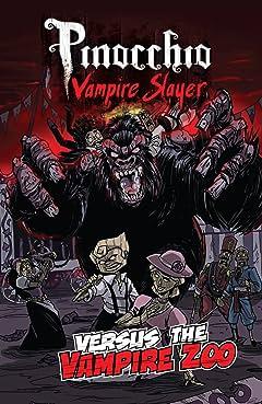 Pinocchio Vampire Slayer and the Vampire Zoo