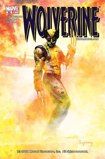Wolverine (2003-2009) #58