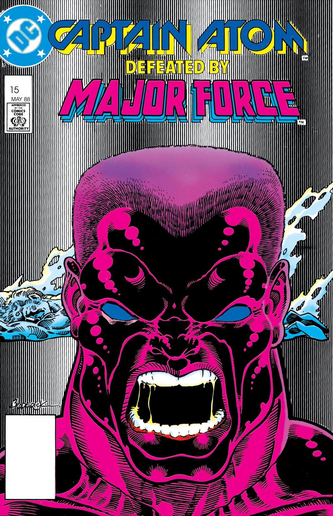 Captain Atom (1986-1991) #15