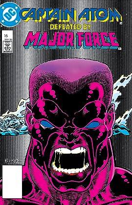 Captain Atom (1986-1991) No.15