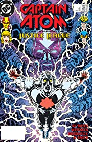 Captain Atom (1986-1991) No.16