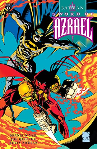 Batman: Sword of Azrael (1992-1993) #1