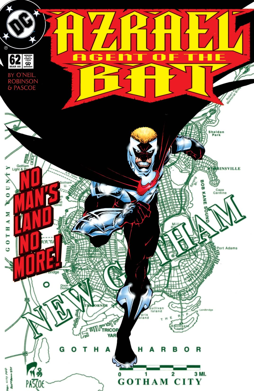 Azrael: Agent of the Bat (1995-2003) #62