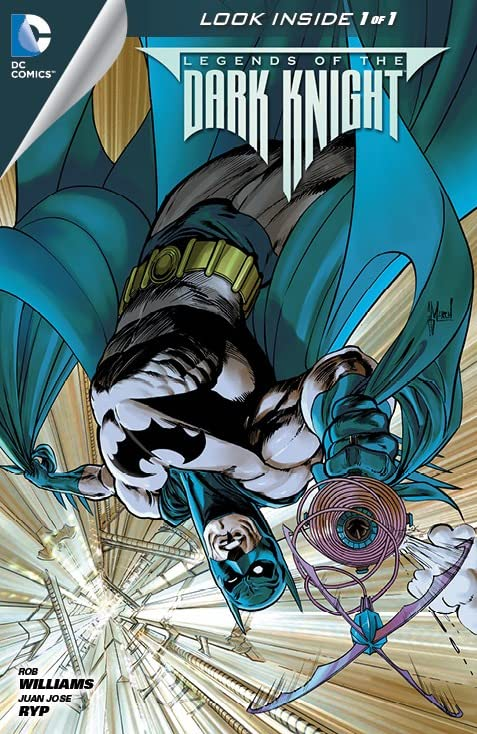 Legends of the Dark Knight (2012-) #18