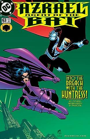 Azrael: Agent of the Bat (1995-2003) #63