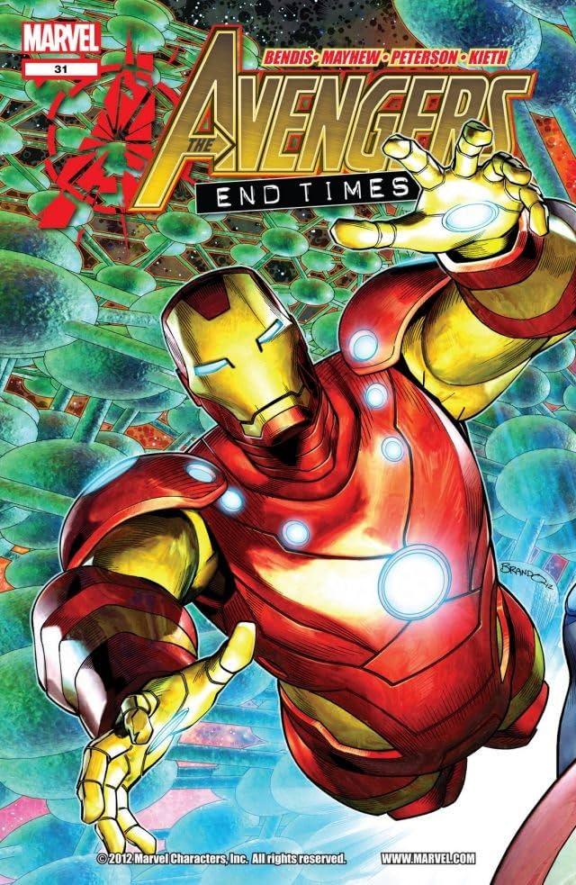 Avengers (2010-2012) #31
