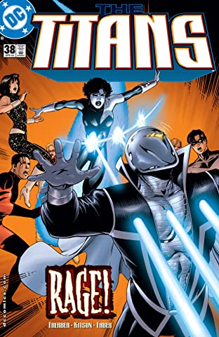 The Titans (1999-2003) #38