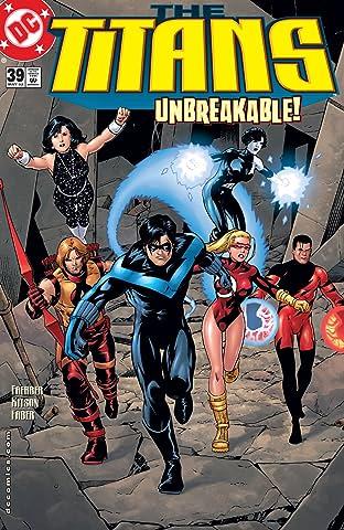 The Titans (1999-2003) #39