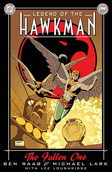 Legend of the Hawkman (2000) #1