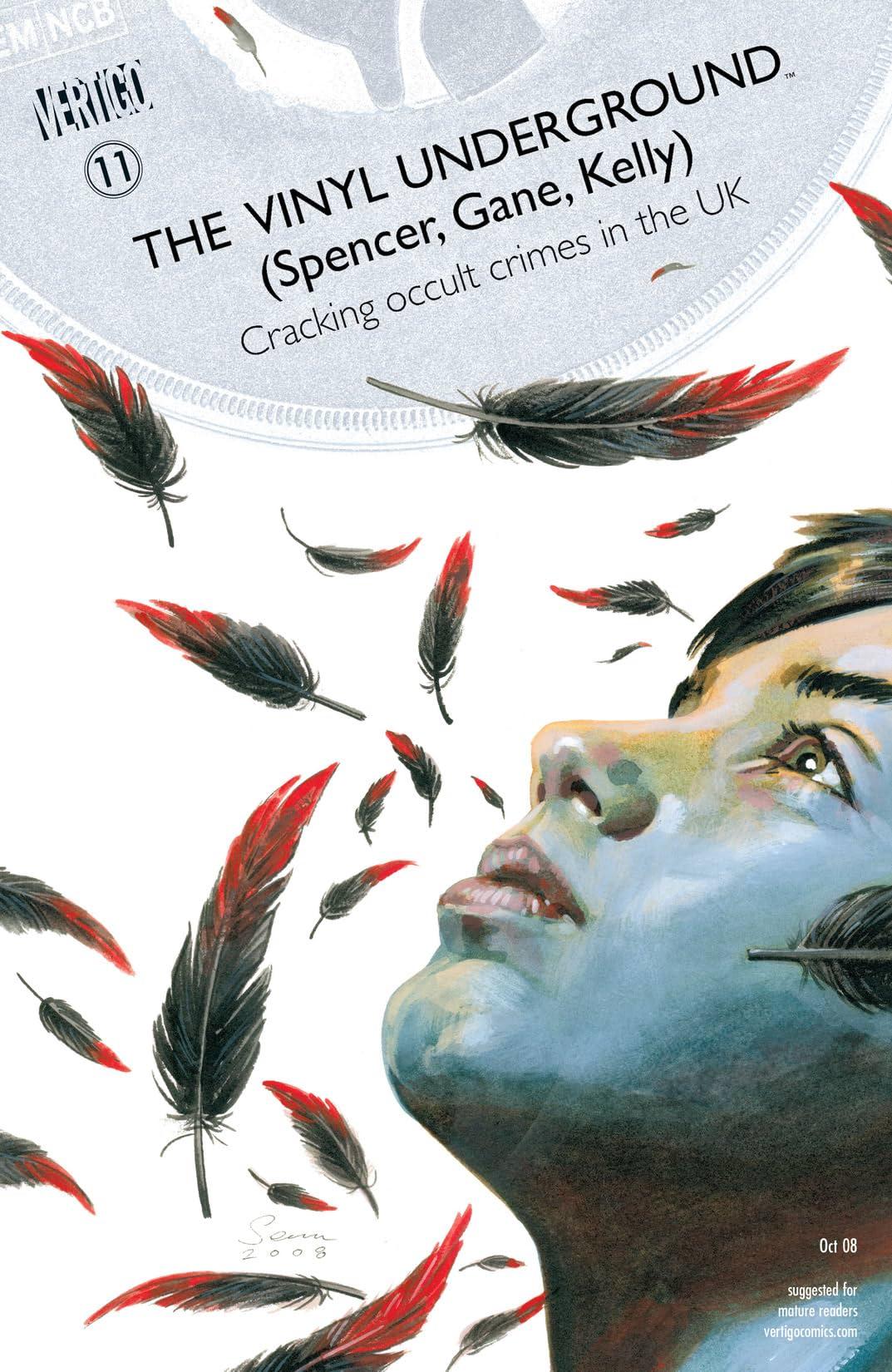 The Vinyl Underground (2007-2008) #11