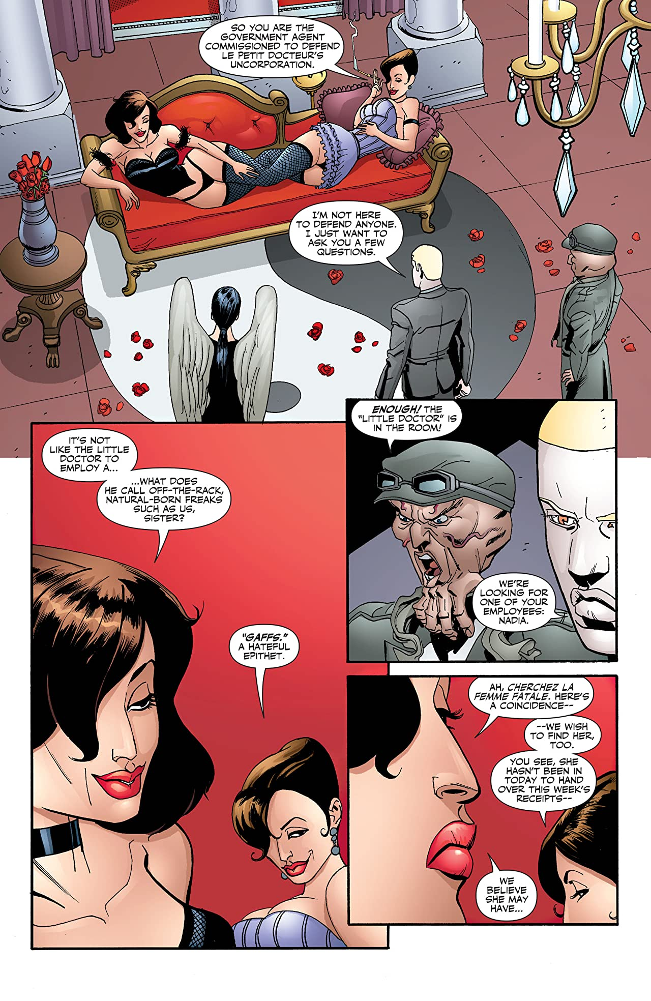 The Un-Men (2007-2008) #10