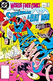 World's Finest Comics (1941-1986) #305