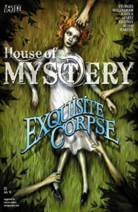 House of Mystery (2008-2011) No.25