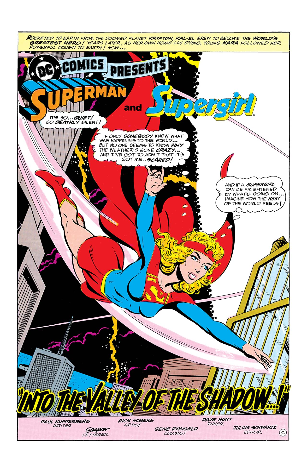 DC Comics Presents (1978-1986) #86