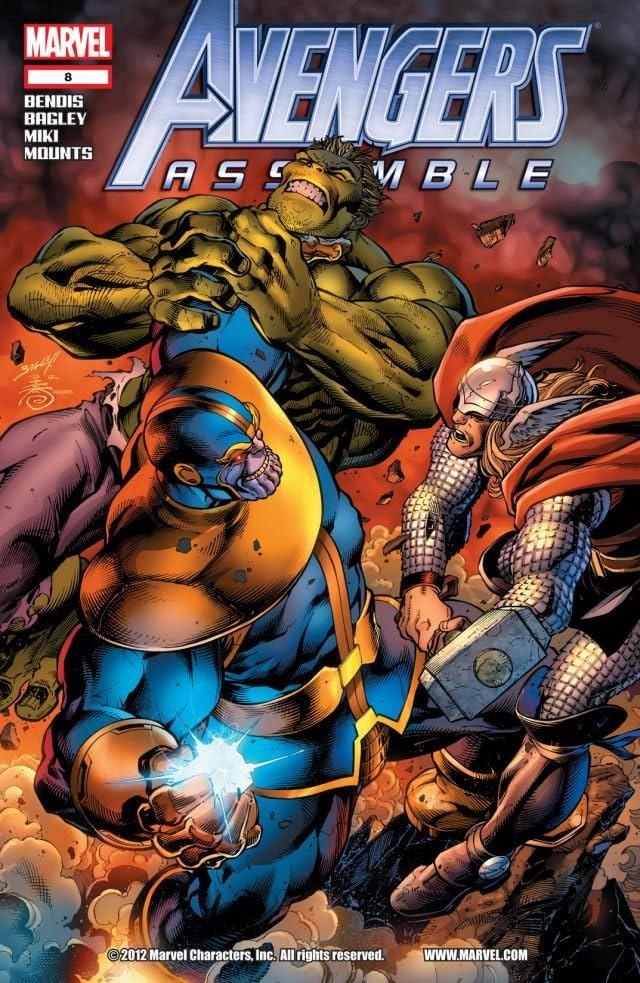 Avengers Assemble #8