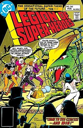 Legion of Super-Heroes (1980-1985) #260