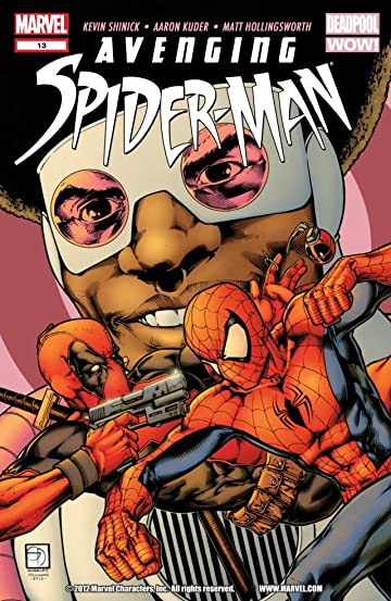 Avenging Spider-Man (2011-2013) #13