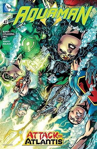 Aquaman (2011-2016) No.47