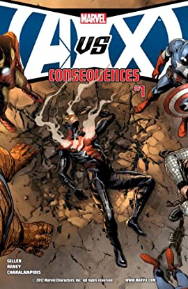 AVX: Consequences #1 (of 5)