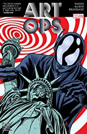 Art Ops (2015-2016) #3