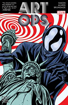 Art Ops (2015-2016) No.3