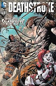 Deathstroke (2014-2016) #13