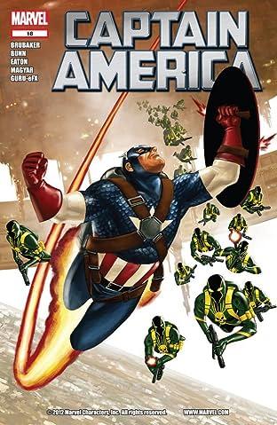 Captain America (2011-2012) #18