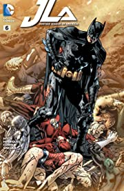 Justice League of America (2015-2016) #6