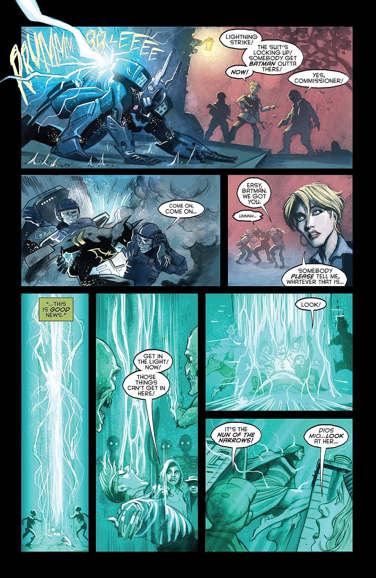 Gotham By Midnight (2014-2015) #12