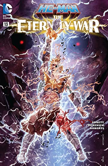 He-Man: The Eternity War (2014-2016) #13