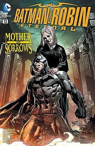 Batman & Robin Eternal (2015-2016) No.12