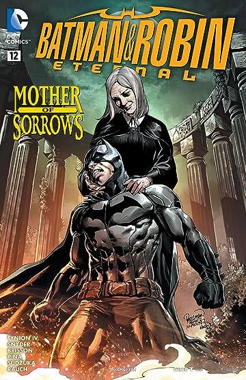 Batman & Robin Eternal (2015-2016) #12