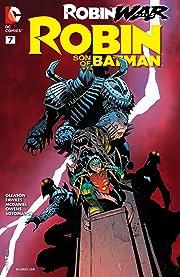 Robin: Son of Batman (2015-2016) #7