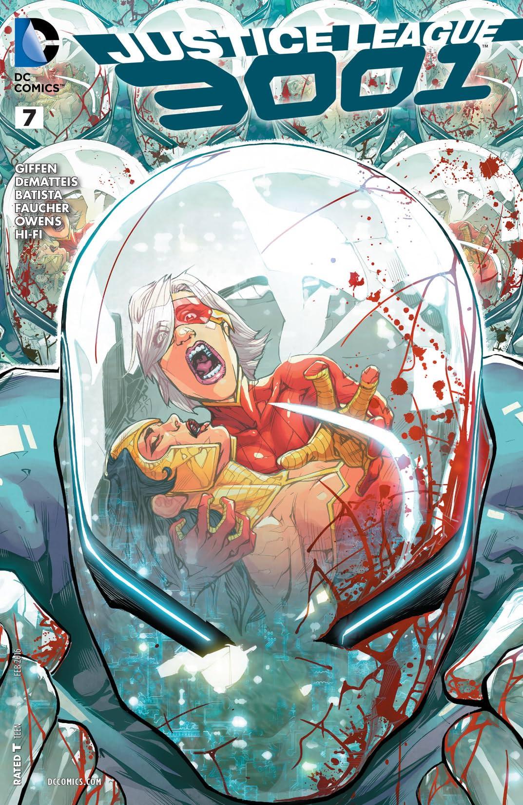 Justice League 3001 (2015-2016) #7