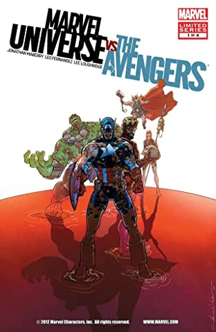 Marvel Universe vs. Avengers #1 (of 4)