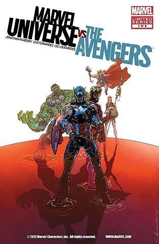 Marvel Universe vs. Avengers #1