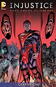 Injustice: Gods Among Us: Year Five (2015-2016) #1