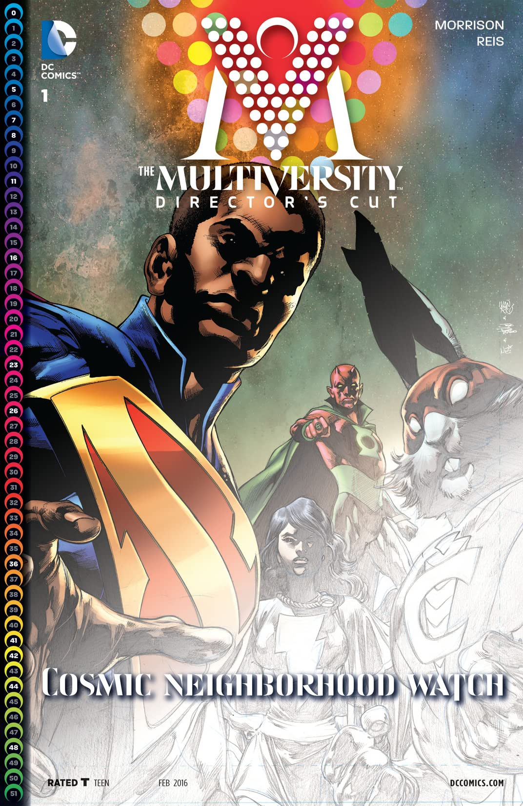 The Multiversity #1 & 2 Director's Cut (2015) #1