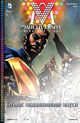 The Multiversity #1 & 2 Director's Cut (2015) #1