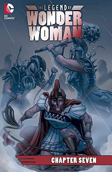 The Legend of Wonder Woman (2015-2016) #7