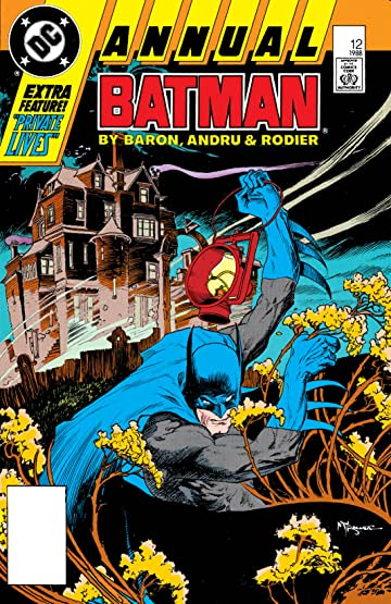 Batman (1940-2011): Annual #12