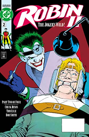 Robin II: Joker's Wild (1991) #2