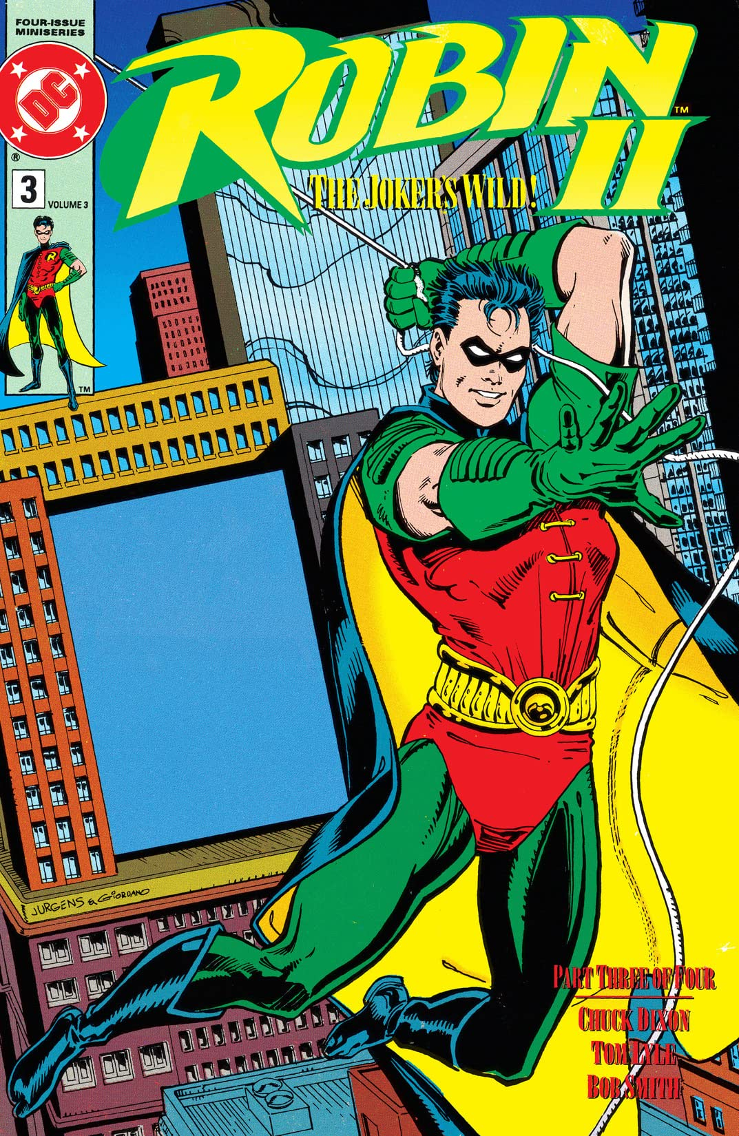 Robin II: Joker's Wild (1991) #3