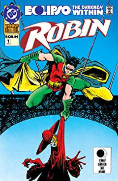 Robin (1993-2009): Annual No.1