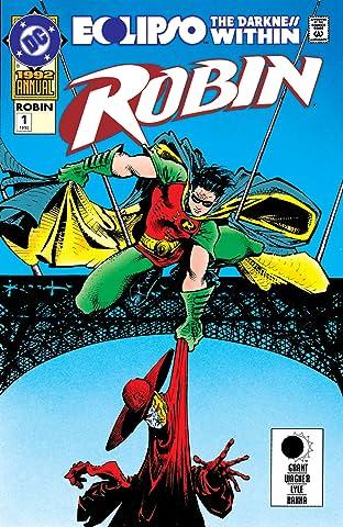 Robin (1993-2009): Annual #1